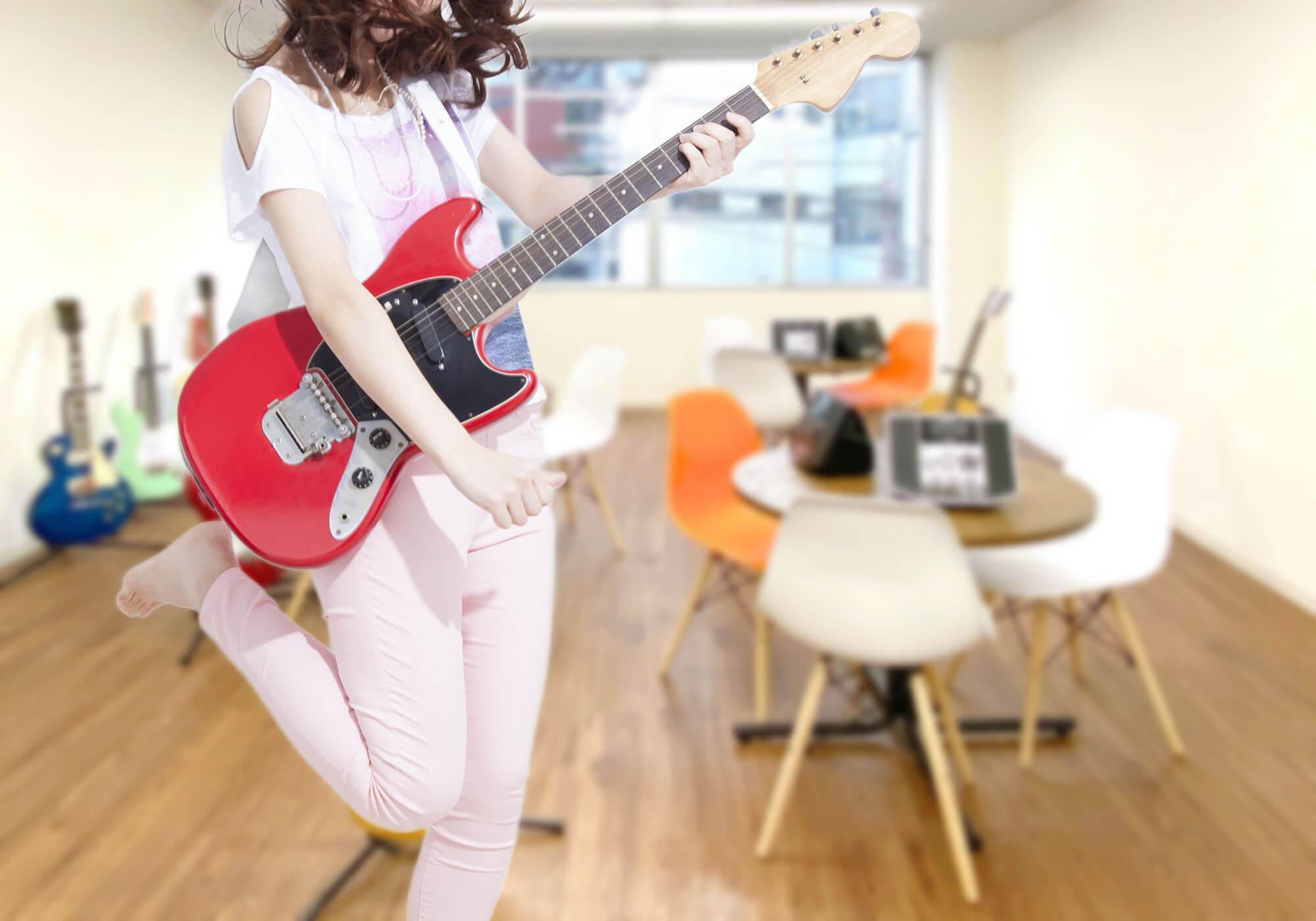 東京【立川】のギター教室|MUZYX[ミュージックス]