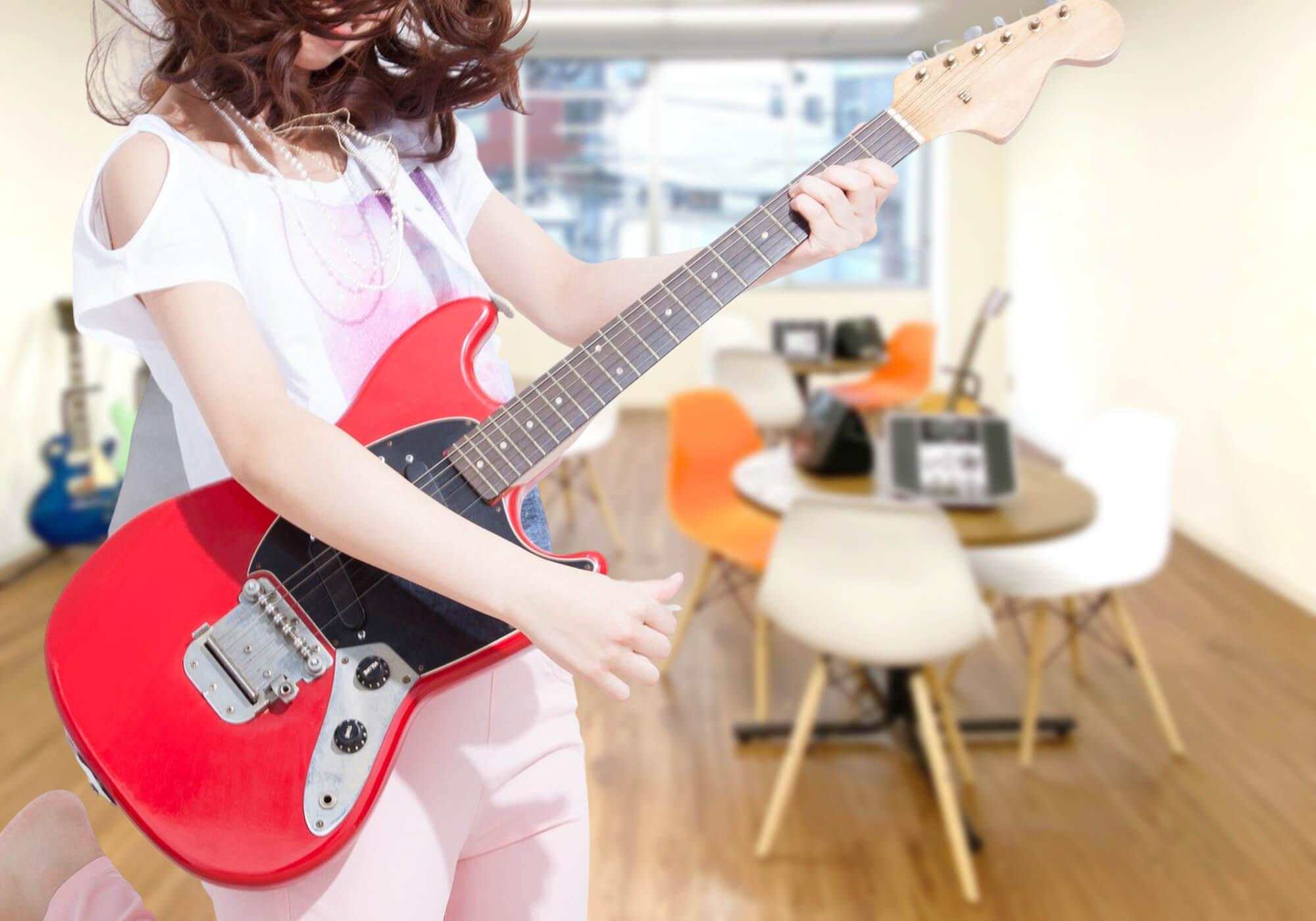池袋のギター教室|MUZYX[ミュージックス]