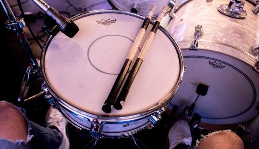 ドラム初心者必見!初めに練習すべき基本的なビート5種類の叩き方