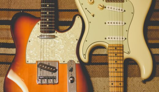 初心者の方に!ギター購入前に知っておきたいストラトキャスターの特徴