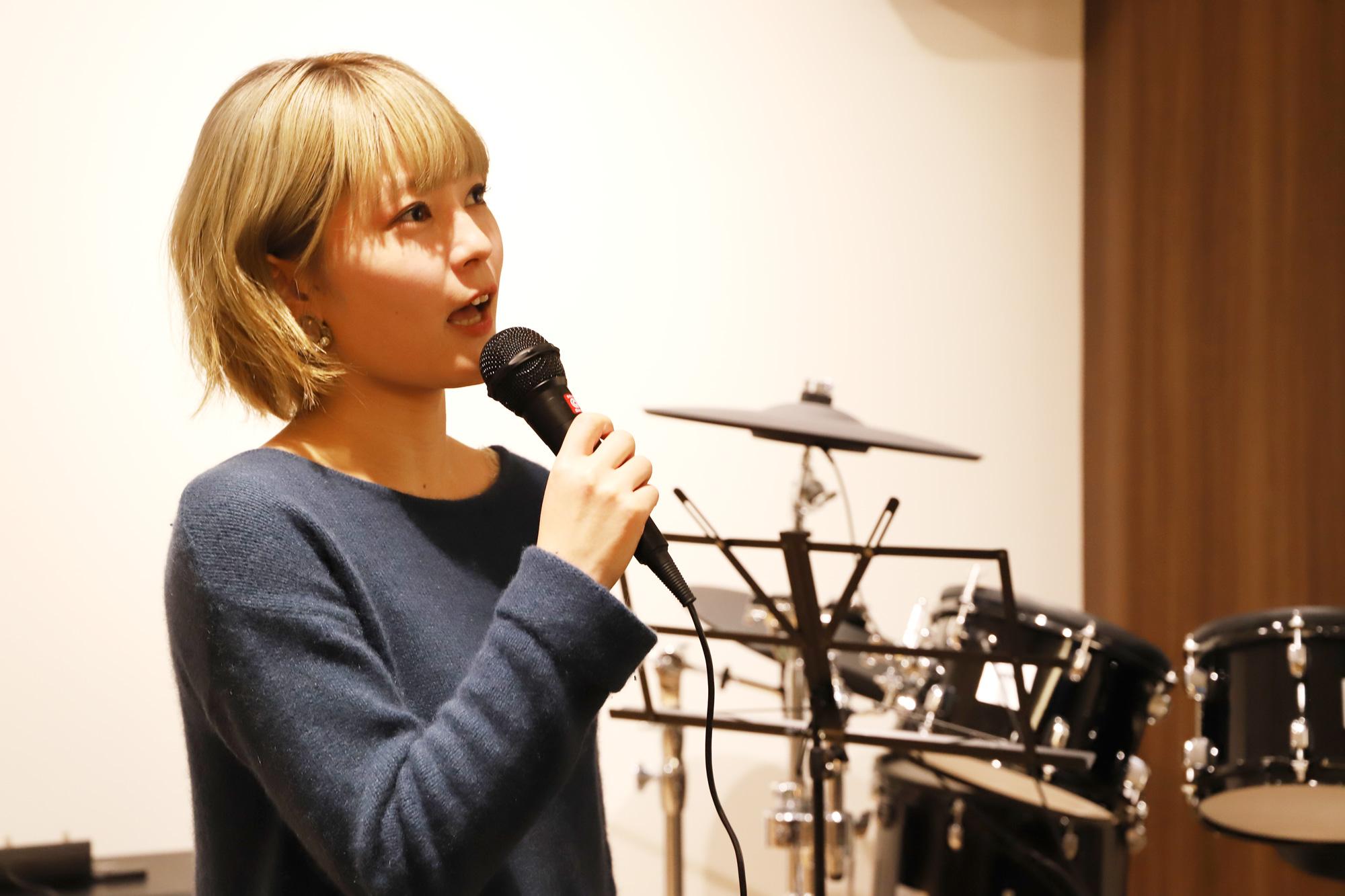 東京【吉祥寺】のボーカル(ボイトレ)教室 MUZYX[ミュージックス]